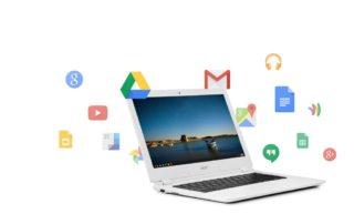 Chromebook advantages
